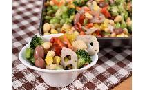 ブロッコリーとお豆の10品目サラダ 500g