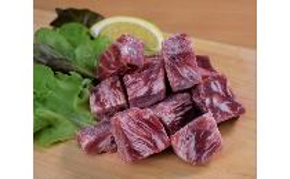 ダイスカットステーキ(牛脂注入肉) 1kg