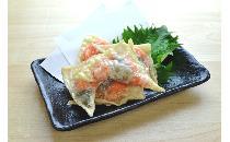 明太チーズパリパリ揚げ 60個