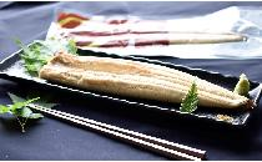 活〆うなぎ白醤油焼き(真空) 1尾