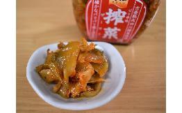 熟成四川ザーサイ(ピリ辛味) 300g
