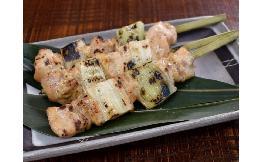 【中国産】素焼き鶏ねぎま串 50本