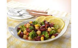 ブロッコリーと豆の彩りレモンサラダ 300g