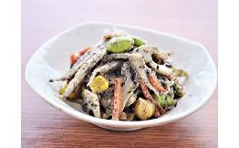 根菜とお豆の8品目黒胡麻サラダ 500g