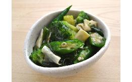 緑野菜の湯葉あん和え 500g