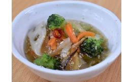 ブロッコリーと根菜の柚子胡椒あん 400g