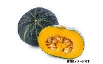カボチャ 1玉 【生鮮野菜】